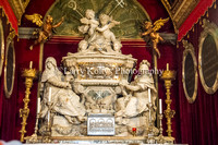 Alter in Cathedral of Saint Domnious-Split, Croatia