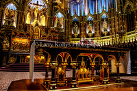 Notre Dame Basilica of Montreal, Canada