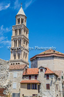 Cathedral of Saint Domnious Bell Tower-Split, Croatia