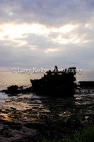 Tanah Lot Temple Sunset III-Bali