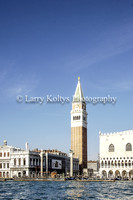 Saint Mark's Campanile (bell tower)-Venice, Italy
