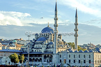 The Blue Mosque-Istanbul, Turkey