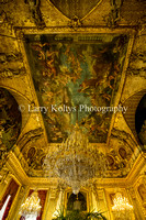 Napoleon III Apartments Drawing Room Ceiling-Paris, France