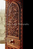 Sultan Qaboos Grand Mosque Door-Muscat, Oman
