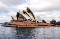 The Operahouse in Sydney, Australia