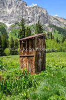 Outhouse-Crested Butte, Colorado
