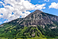 Mt. Crested Butte-Crested Butte, Colorado