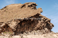 Rock Formation Along the Coast-Salalah, Oman