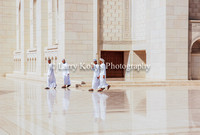Sultan Qaboos Grand Mosque Courtyard-Muscat, Oman